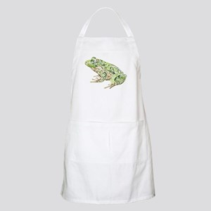 Filligree Frog Apron